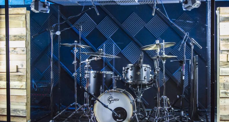 Drum Shield - Full