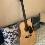 Guitar - Side
