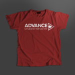 Advance Shirt - Red and White