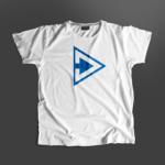 Advance Shirt - Blue Logo